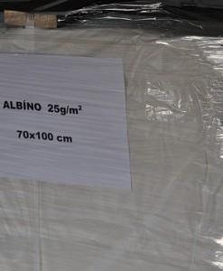 Obrázok - tenký biely baliaci papier Albíno