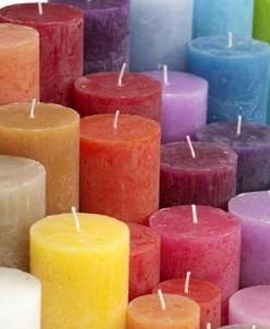 Valcové sviečky