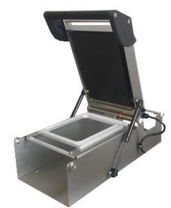 Potravinársky zatavovací stroj BOKAMA a príslušenstvo