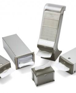 Zásobníky papierových obrúskov Interfold
