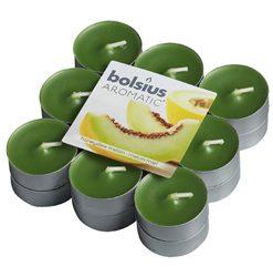 scs-bolsius-aromatic-tea-light-candles-18pack-honeydew-melon copy
