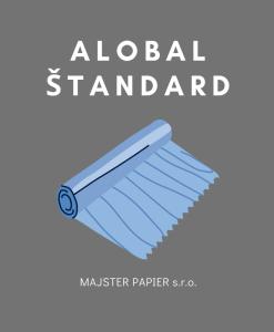 Alobal - štandardná výroba