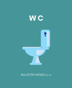 Čistiace na WC